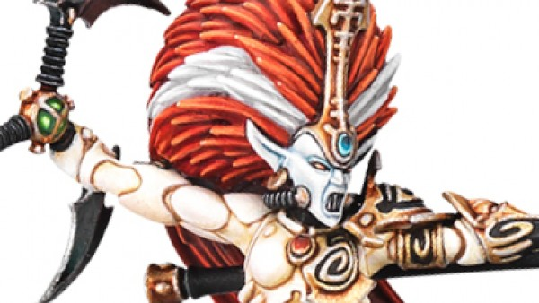 Aeldari & Drukhari Heroes Re-Released For Warhammer 40,000