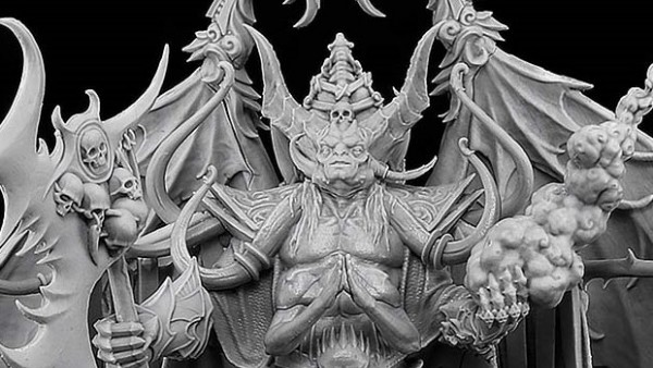 Creature Caster Releases The Lord Of Sacrifice