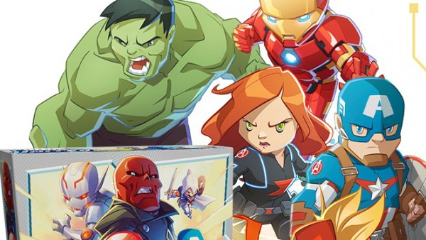 Marvel United Rocks Onto Kickstarter From CMON