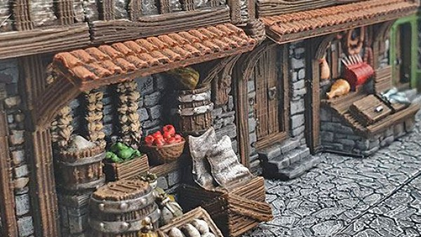 Make Your Town Come Alive With Printable Scenery Kits