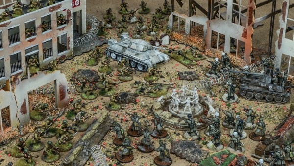 Clash In Stalingrad In BIG New Set For Warlord's Bolt Action