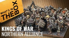 Unboxing – Northern Alliance Regiment | Kings of War