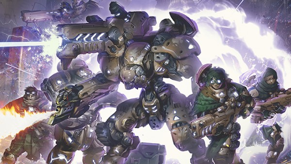 Privateer Press Play Warcaster In Their Latest Staff Showdown