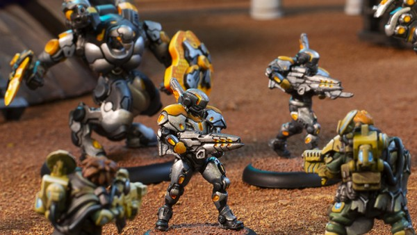 Privateer Press Reveals New Game Warcaster: Neo-Mechanika