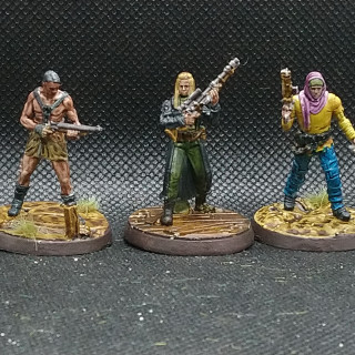 Day three Final images from the starter set