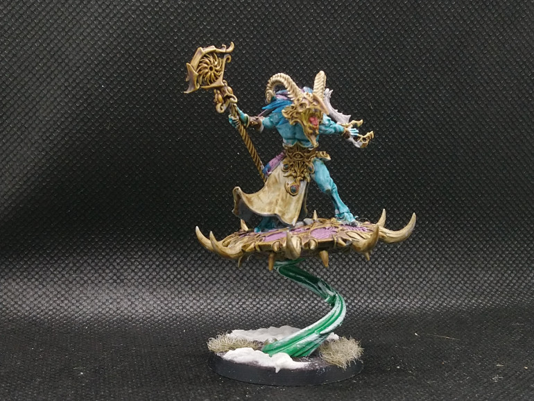 I use this model as a Gaunt summoner  on disk