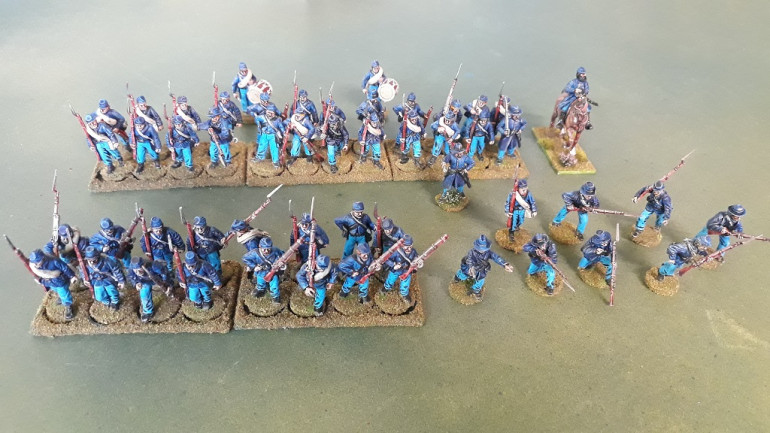 28mm Perry ACW Union