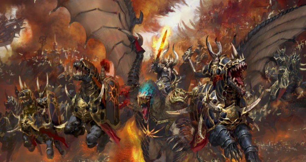 Age of Sigmar , Slaves to darkness
