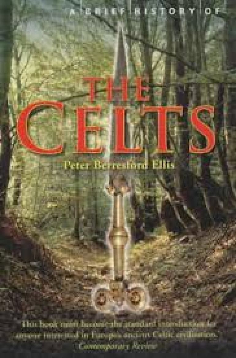 Review: A Brief History of the Celts by Peter Berresford Ellis