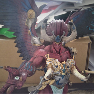 Magnus the Red - WIP