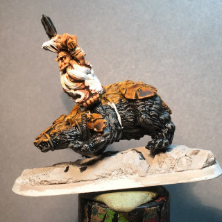 Mounted Berserker Lords