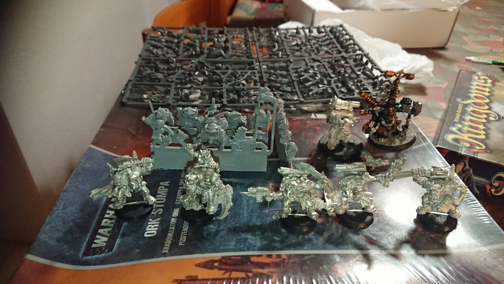 Spring cleaning orks