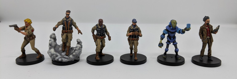 The Backup Agents