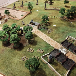 Operation Diadem (Battle 1 - Turns 7 and 8)