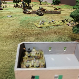 Operation Diadem (Battle 1 - Turns 5 and 6)