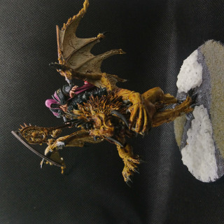 Sorcerer Lord on Manticore