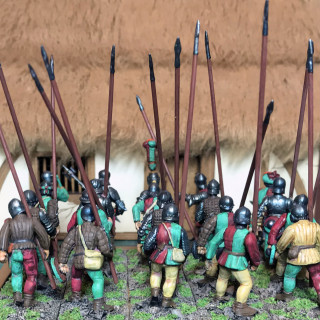 Robert Lord Hungerford & Lord Molynes Regiment of Pike