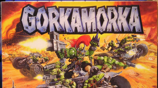 Gaz'ork'as – A Gorkamorka Project, … or better a Gorka Project