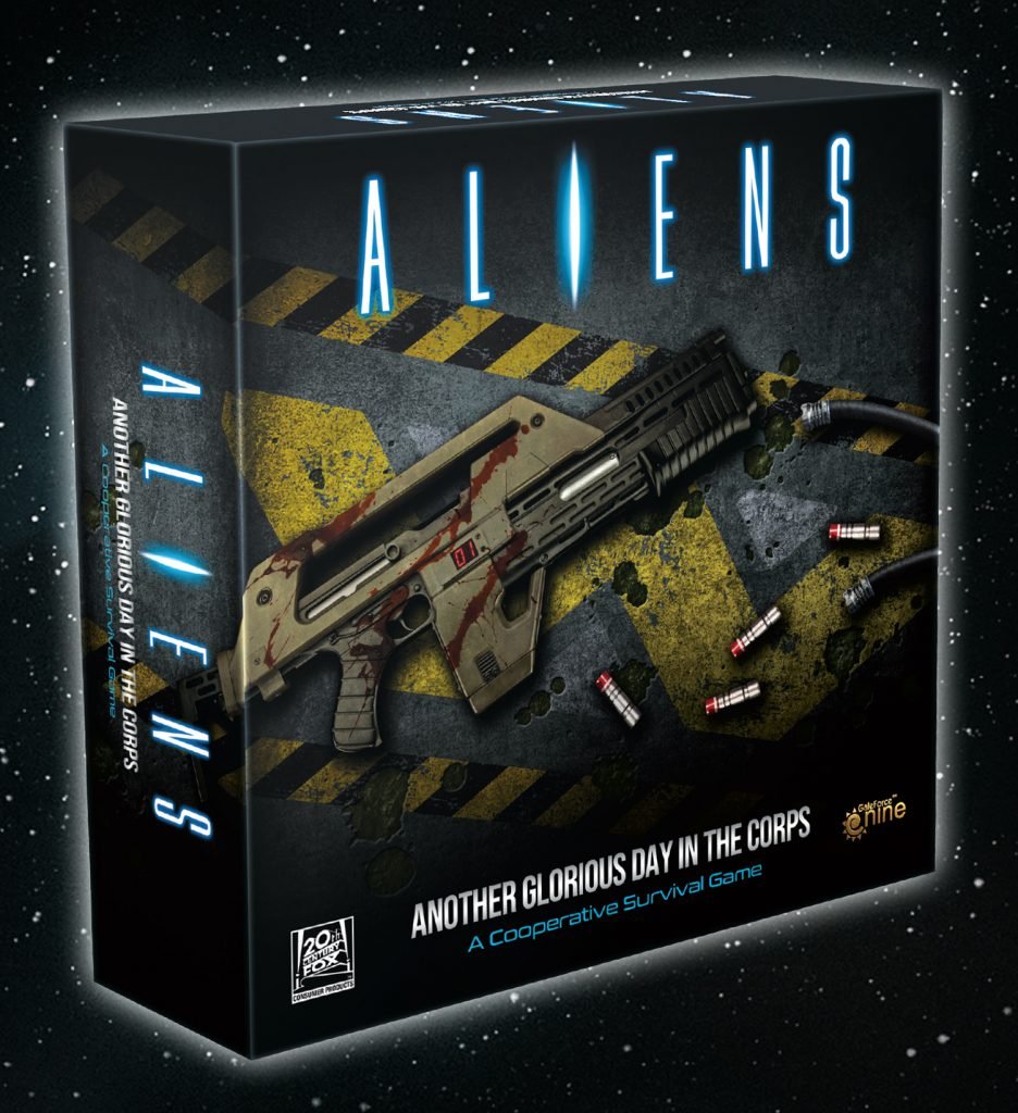 Aliens Box - Gale Force Nine
