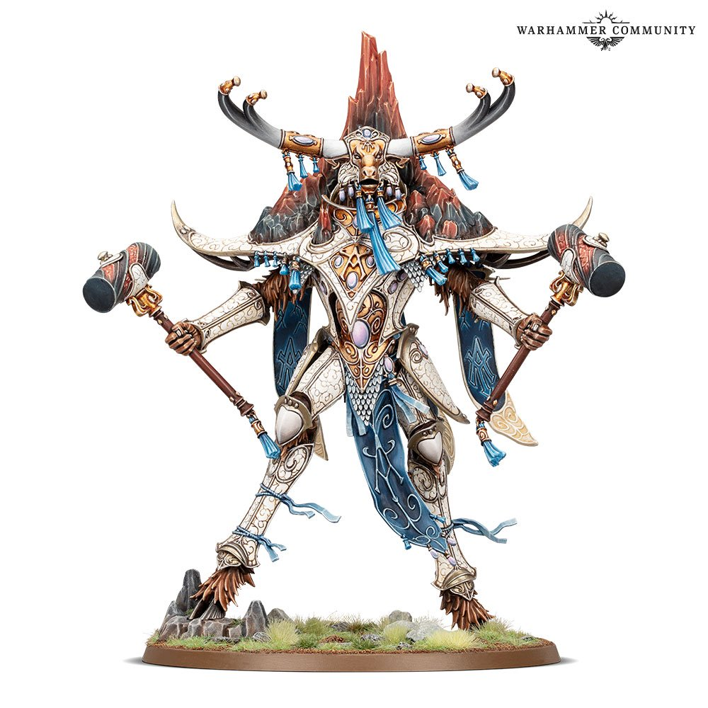 Avalenor The Stoneheart King - Age Of Sigmar