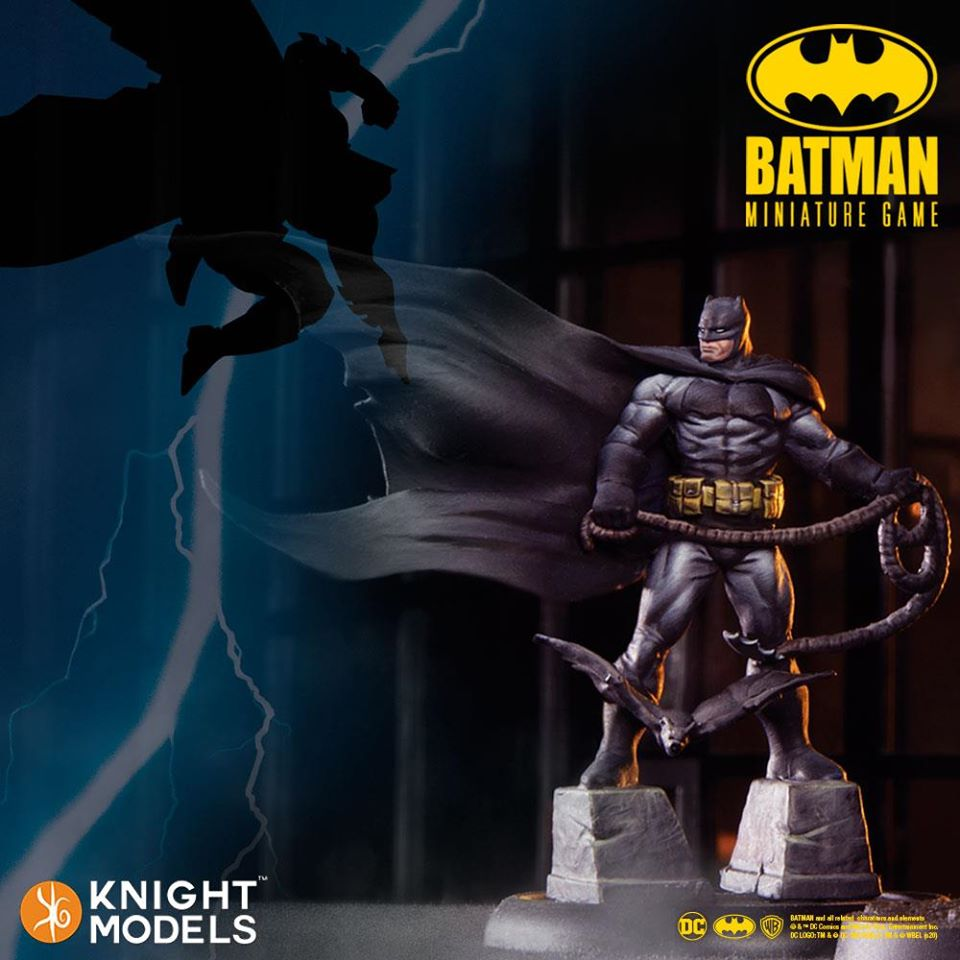 Batman April - Knight Models