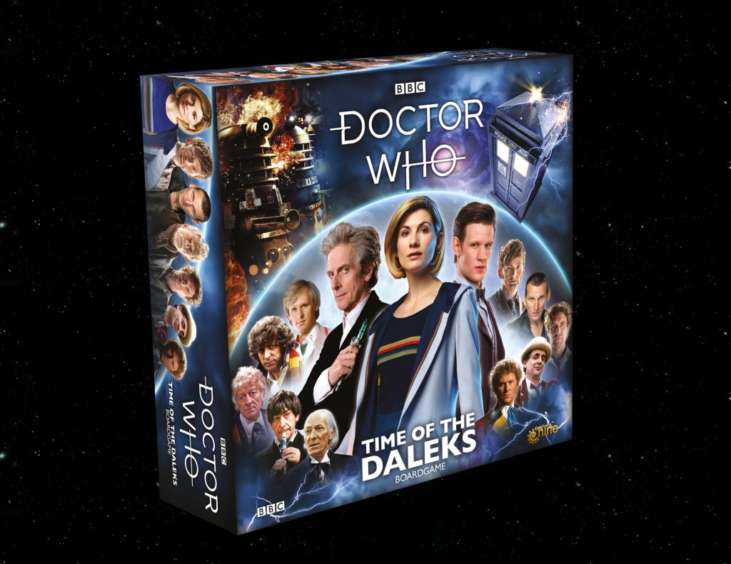 Doctor Who 13th Doctor Core Set