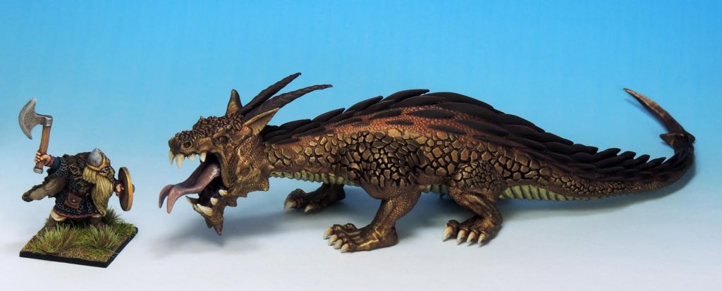 Dragon Scale - North Star Military Figures