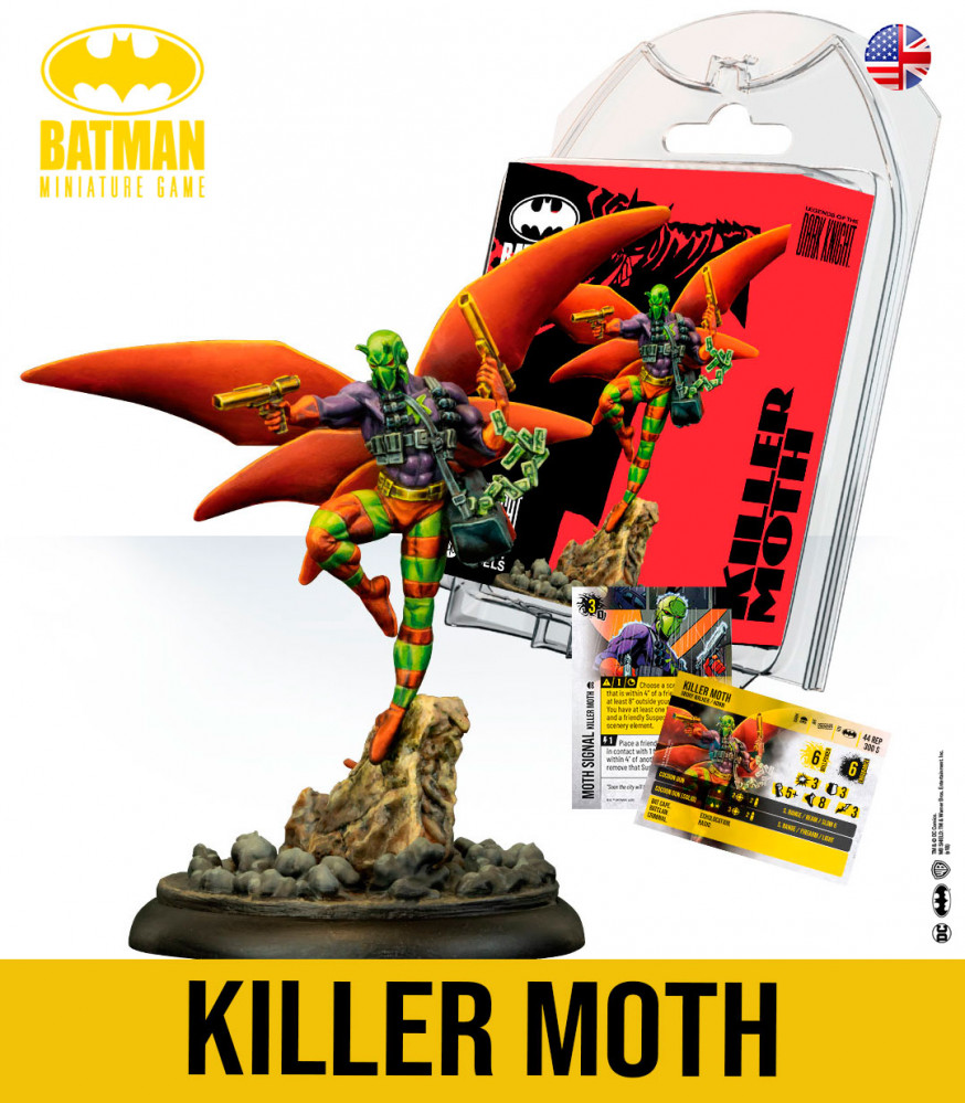 Killer Moth - Knight Models