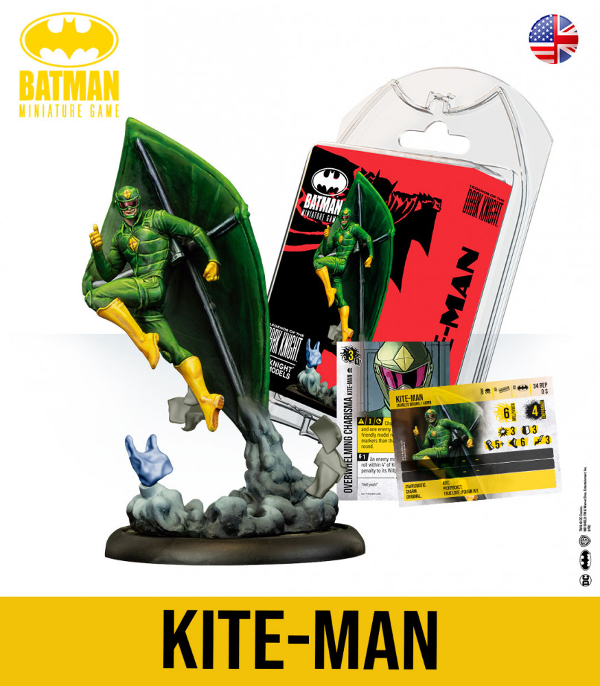Kite-Man - Knight Models