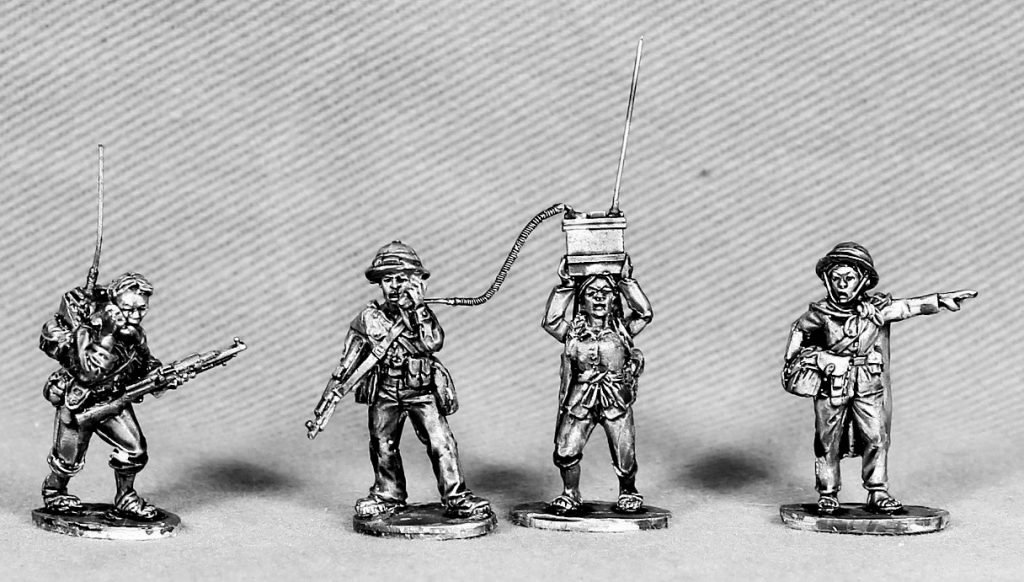 NVA Command Pack - Empress Miniatures