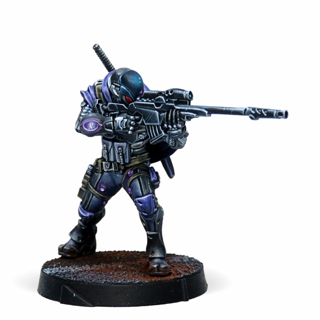 Operation Kaldstrom Exclusive Sniper #1 - Corvus Belli