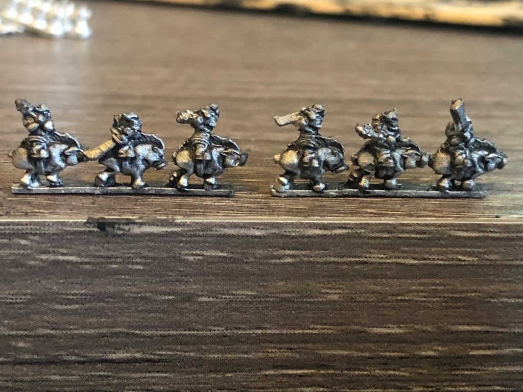 Orc Boar Riders - Microworld Games