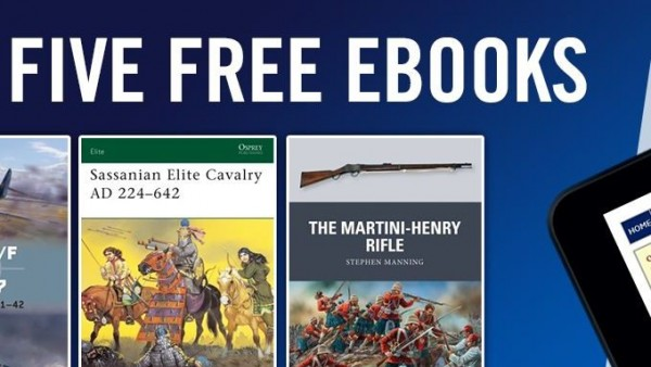 Free Books For A Month From Osprey Publishing