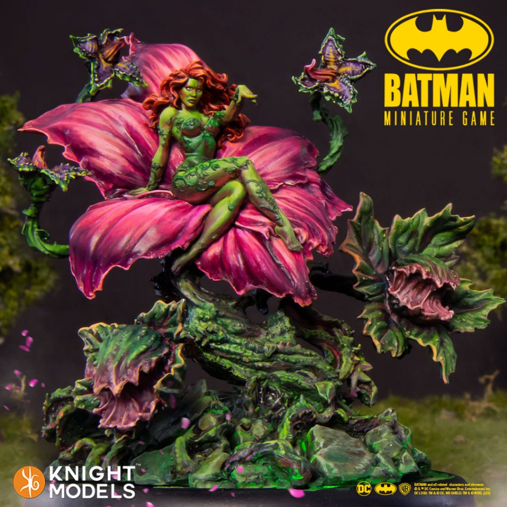 Poison Ivy - Knight Models