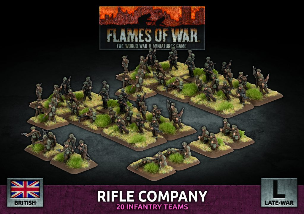 Rifle Company March - Flames Of War