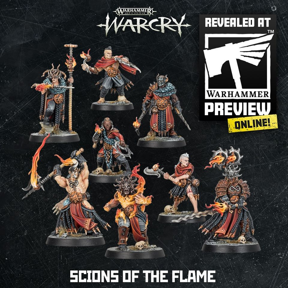 Scions Of The Flame - Age Of Sigmar