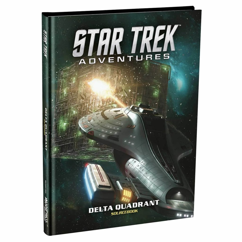 Star Trek Adventures Delta Quadrant Sourcebook - Modiphius