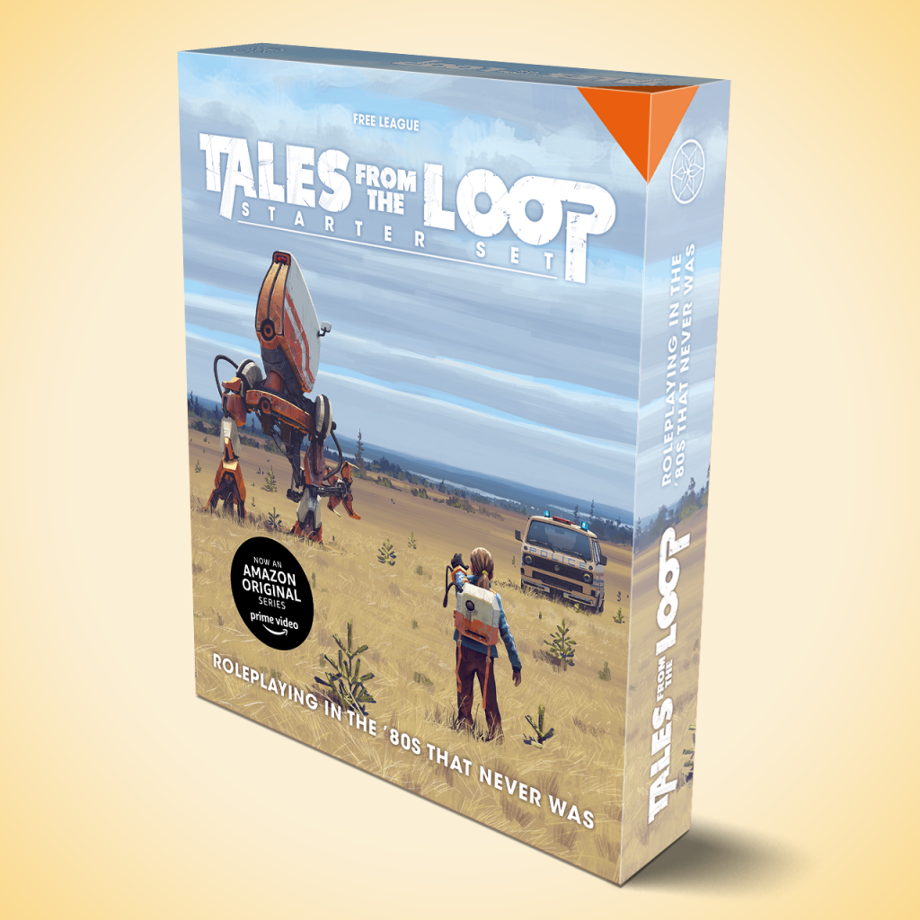 Tales From The Loop Starter Set - Fria Ligan