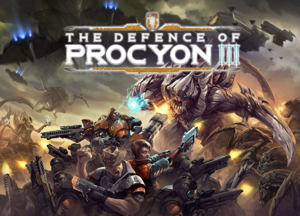 The Defence Of Procyon III - PSC Games