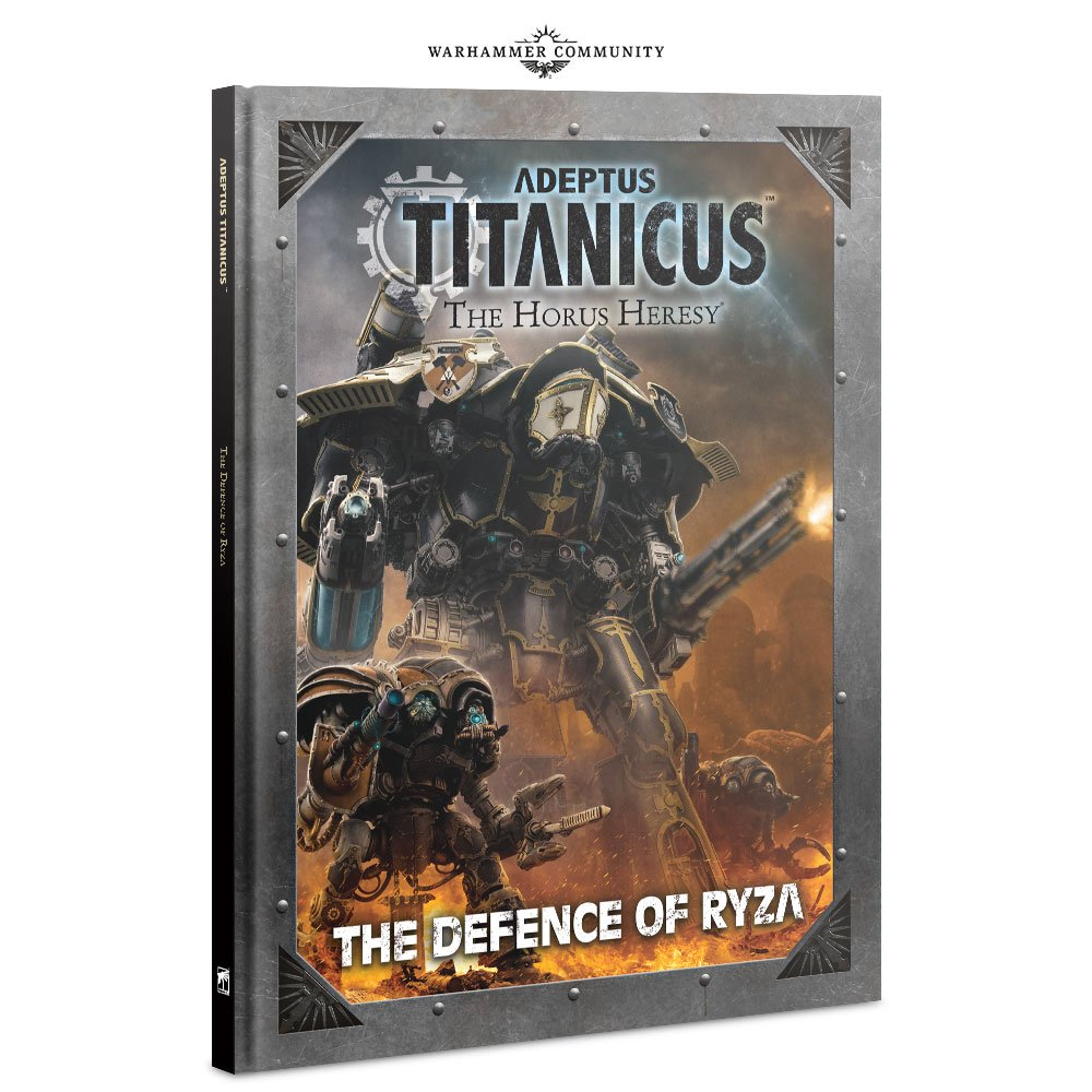 The Defence Of Ryza - Games Workshop