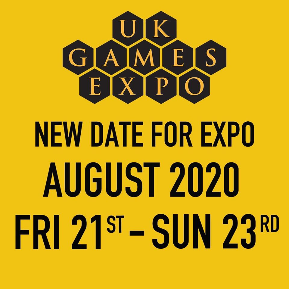 UKGE August 2020