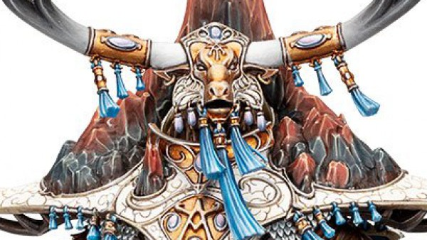 Don't Have A Cow Man! Preview Age Of Sigmar's Mighty Monsters