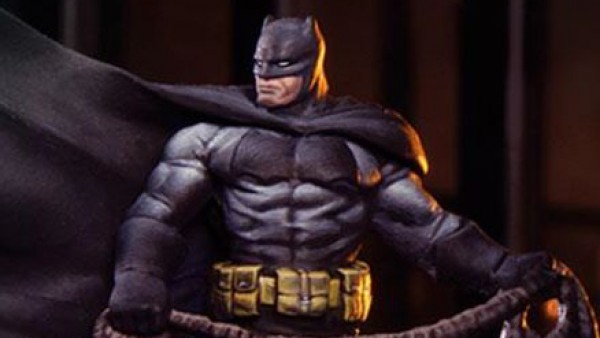 Knight Models Reveal More Dark Knights To Watch Over Gotham