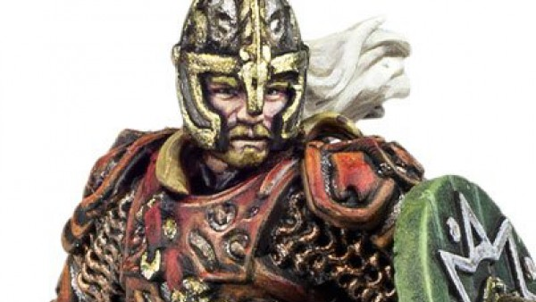 Ride To Ruin With Middle-earth SBG's New Plastic Eomer Miniature