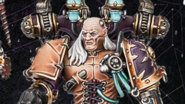 Warhammer Animation, Primarchs & Fabius Bile Returns To 40K