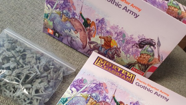 Mortem et Gloriam Share Solo Play Rules For Ancient Warfare