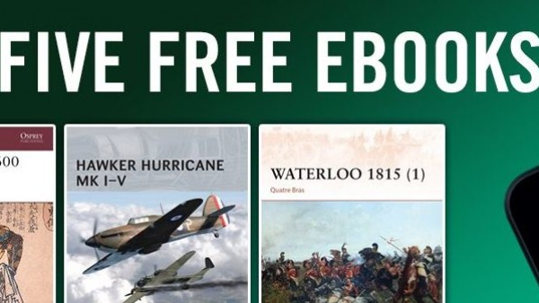 Fight Boredom With Five Free Books From Osprey