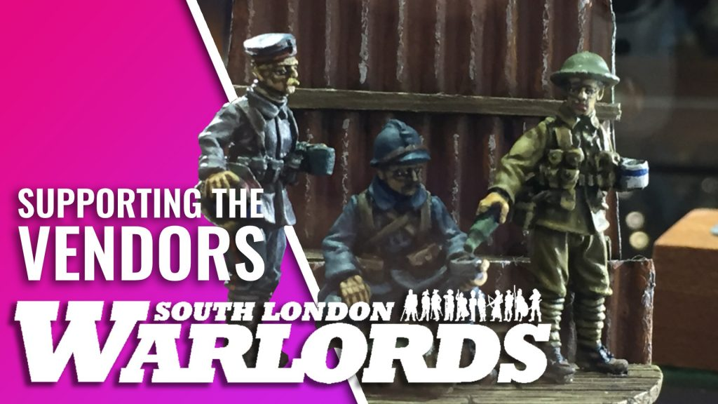 Support The Small Guy! Salute 2020 Vendor List