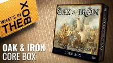 Unboxing – Oak & Iron Core Box | Firelock Games