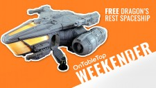 Weekender: FREE 3D Models, WIN Archon Terrain & 15mm Conan Miniatures Pack A Punch